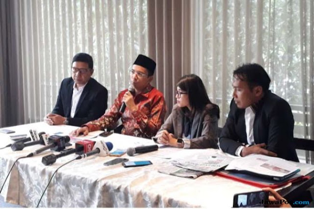 TGB Bantah Pertemuannya dengan Deputi KPK untuk Redam Kasus Newmont