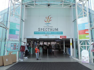 guildford spectrum main entrance