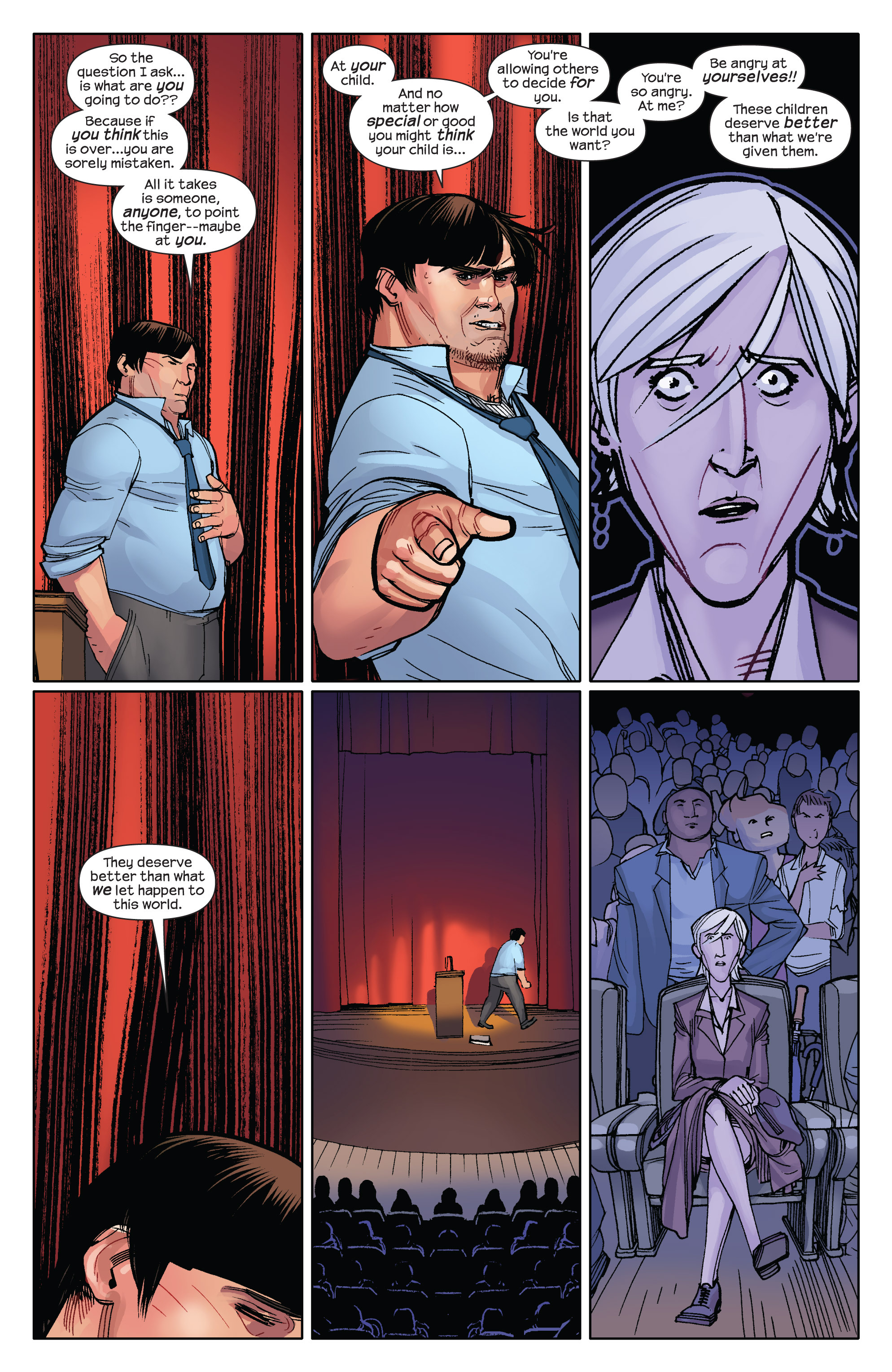 Read online Ultimate Spider-Man (2009) comic -  Issue #10 - 11