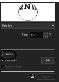 Cara Membuat Efek Fish Eye di CorelDRAW