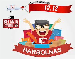 Promo Harbolnas 2017