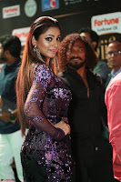 Shilpi Sharma looks Glamorous in Transparent Purple Glittering Gown at IIFA Utsavam Awards 028.JPG