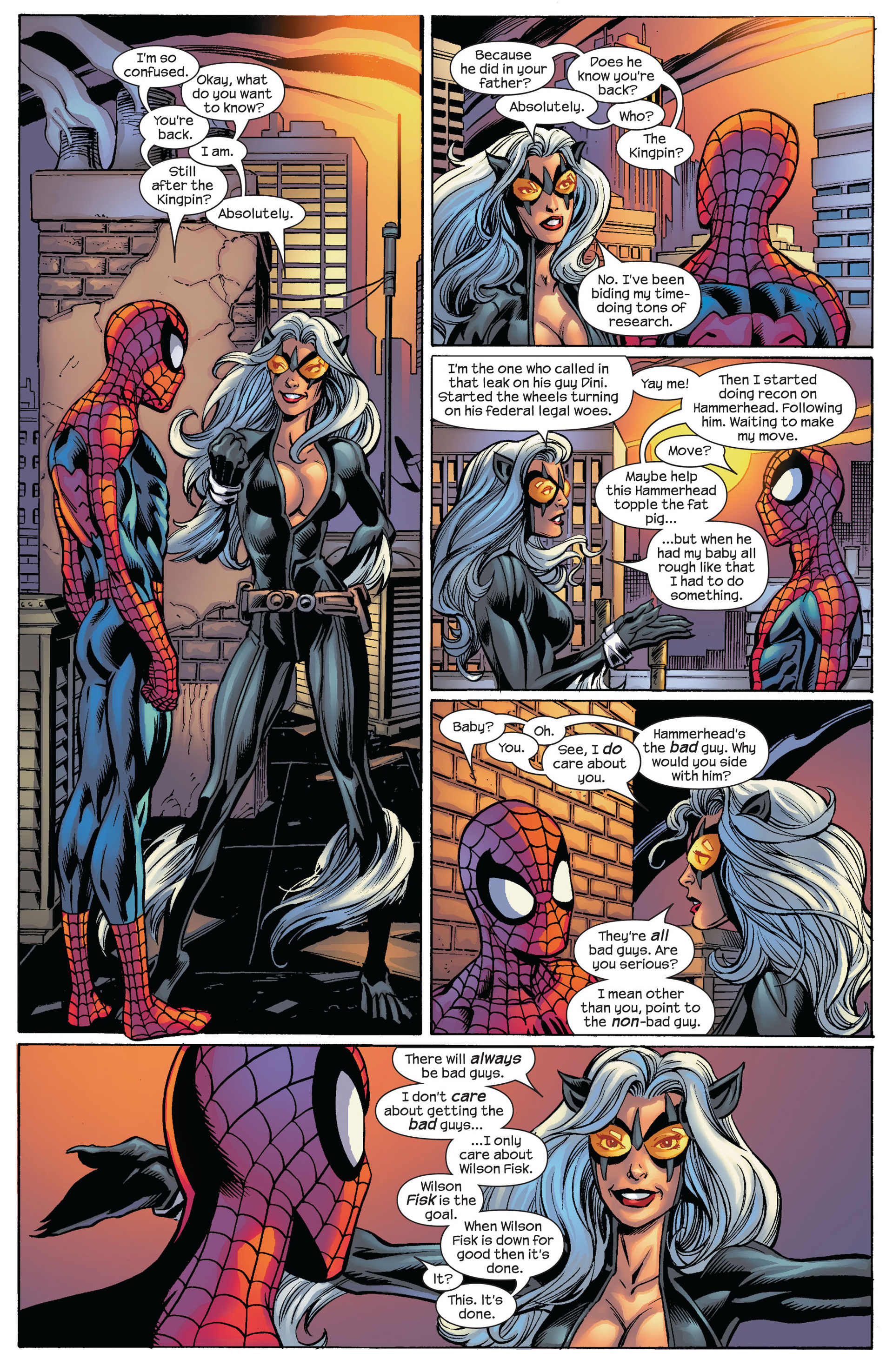 Read online Ultimate Spider-Man (2000) comic -  Issue #82 - 13