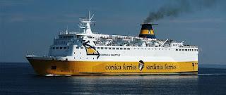boot naar corsica