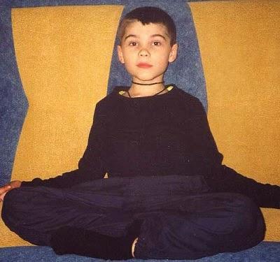 Boris Kipriyanovich - Indigo children - Criança Índigo