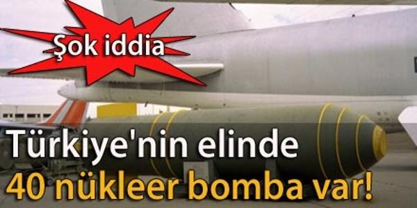 Οι Γερμανοί έφυγαν, οι Αμερικάνοι φεύγουν, μένουν οι Τούρκοι με… τα πυρηνικά του Ιντζιρλίκ