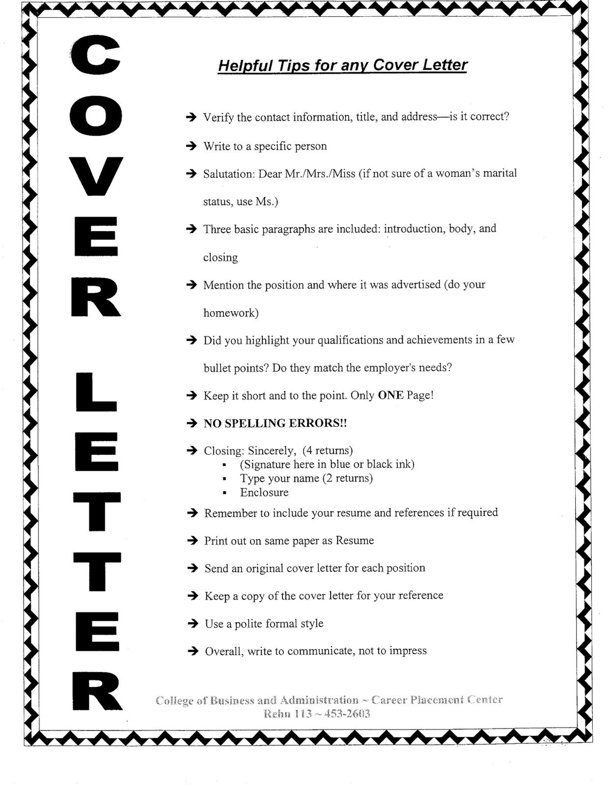 Cover Letter Template Qa