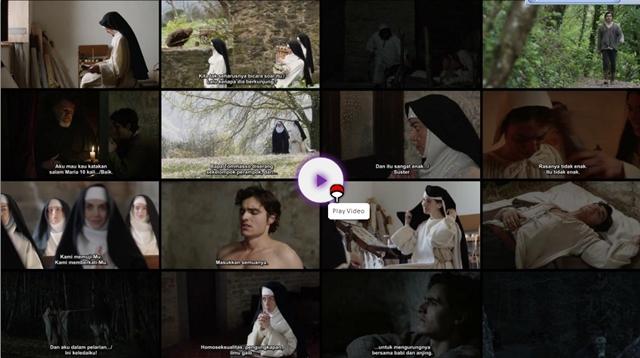 Screenshots Download Film Gratis The Little Hours (2017) BluRay 480p MP4 Subtitle Indonesia 3gp