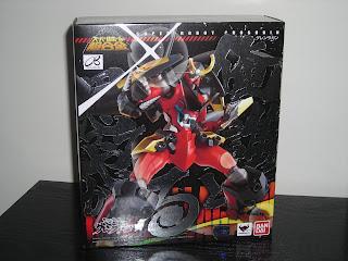 Super Robot Chogokin Gurren Lagann Box Front