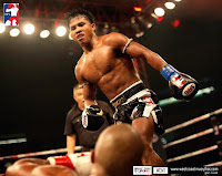 Buakaw KO the opponent