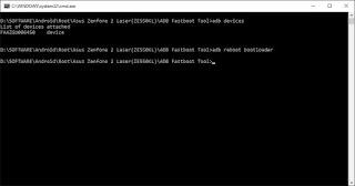 Cara Root Install TWRP Asus Zenfone 2 Laser ZE550KL