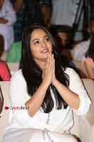 Actress Anushka Shetty New Pos in White Dress at World Of Baahubali Launch  0012.JPG