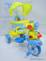 1 Wimcycle Marvin The Martians Baby Tricycle
