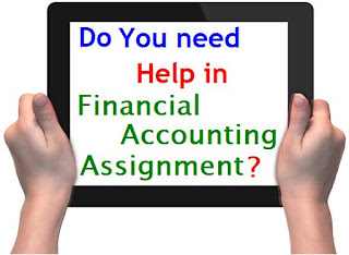 Finance Accounting Assignment