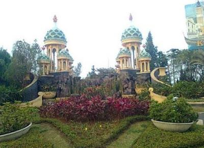 Keindahan Obyek Wisata Kota Bunga Cianjur Jawa Barat
