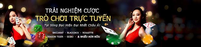 Casino trực tuyến hấp dẫn nhất thị trường châu Á