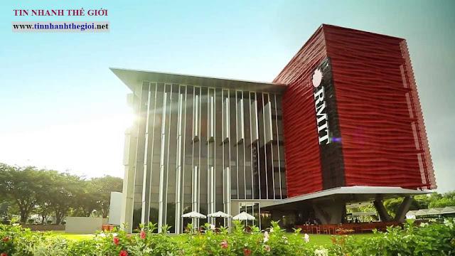 Trường Đại Học Quốc Tế Rmit danh giá bậc nhất TPHCM