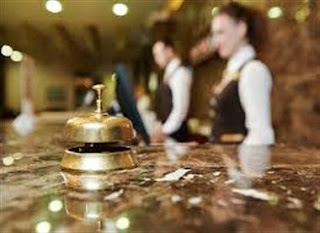 τηλεφωνικό κέντρο ξενοδοχείου