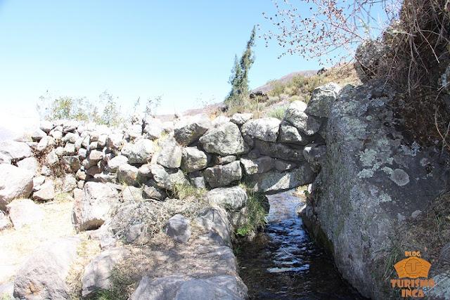 Ruinas de Tiknay cotahuasi