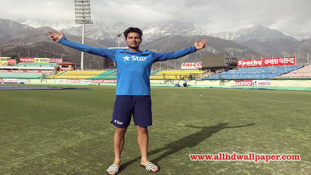 Kuldeep Yadav Pictures