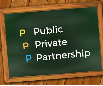 PPP model: Public Private Partnership