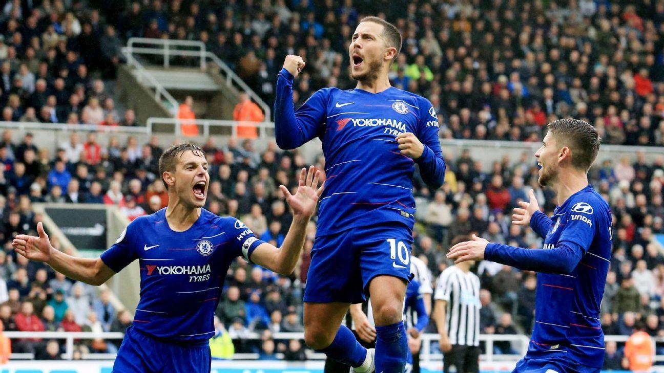 BATE Borisov vs Chelsea Live Score