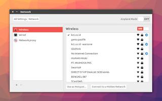 Cara mengatasi Network Manager yang terhapus di ubuntu