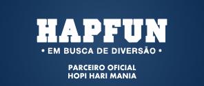 Hapfun - Parceiro Oficial