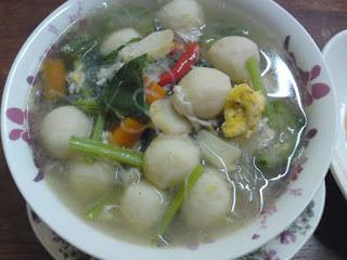 Resep Sup Campur Sambal Kecap