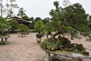 Thien Mu Pagoda 天姥寺