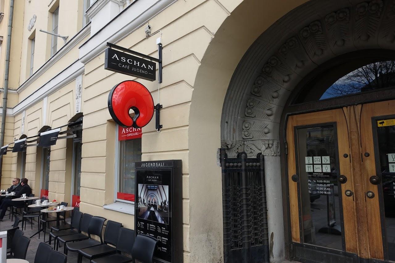 アスカン・カフェ・ユーゲンド(Aschan Café Jugend)