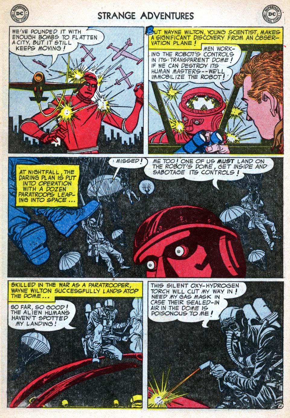 Strange Adventures (1950) issue 50 - Page 6