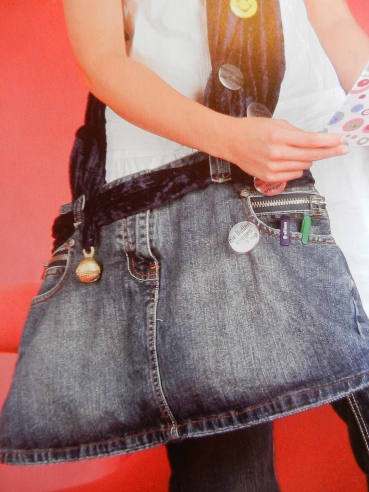 fanny 39 s bandennotizen rockige jeanstasche ziemlich einfach zu n hen. Black Bedroom Furniture Sets. Home Design Ideas
