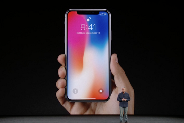 Apple's iPhone X and iPhone 8 Launch Event