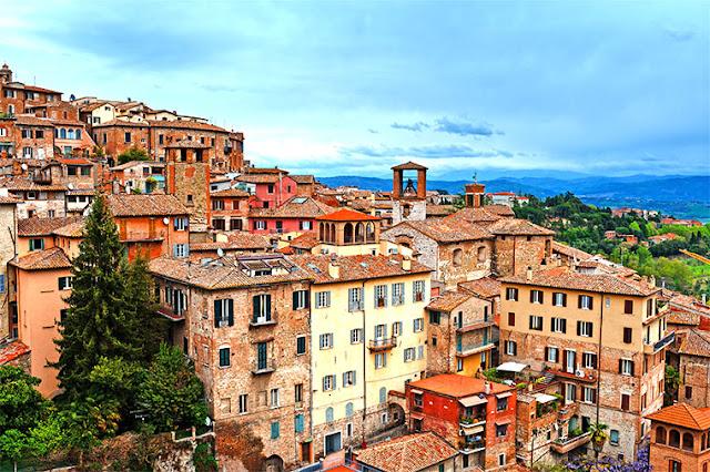 Centro histórico de Perugia