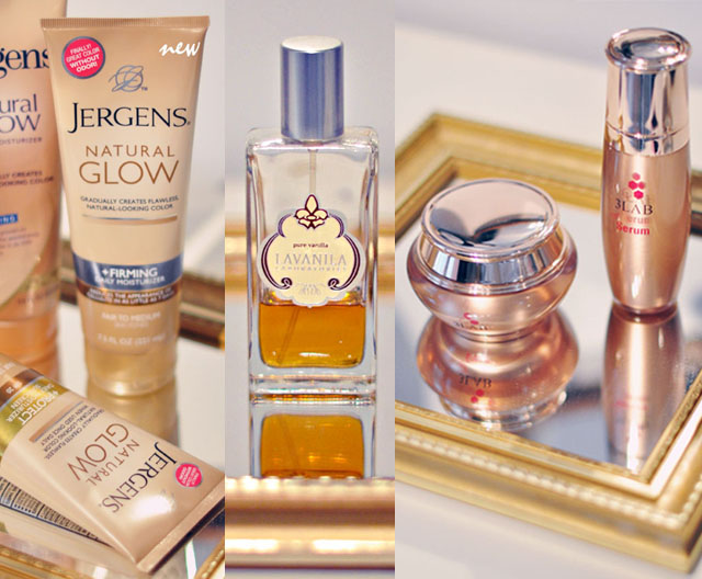 beauty products I'm loving right now