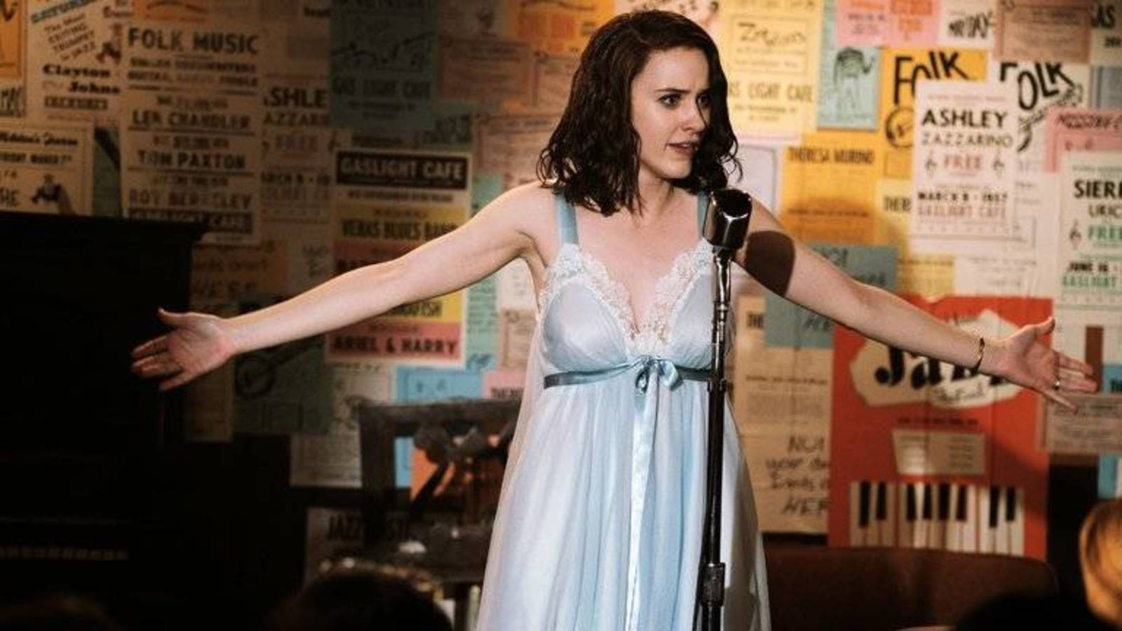 Miriam en el piloto de 'The Marvelous Mrs. Maisel'