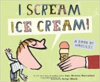 I Scream Ice Cream by Amy Krouse Rosenthal book cover