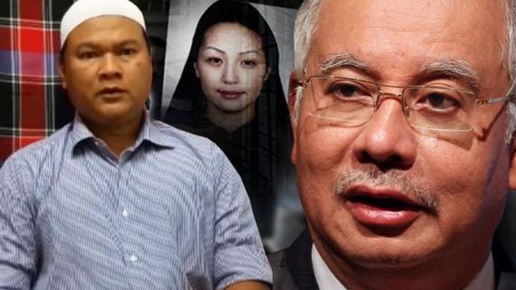 """""""Sumpah Najib tak terlibat dalam kes pembunuhan Altantuya"""" - Sirul Azhar"""