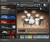 Download Native Instruments Abbey Road 50s Drummer KONTAKT Library
