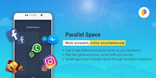 Parallel Space-Multi Accounts v4.0.8702 APK is Here!