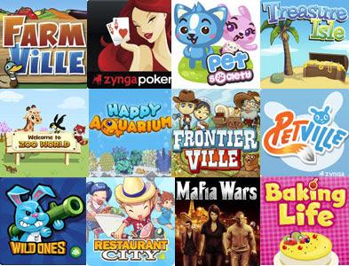 facebook games