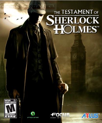 تحميل و تنزيل و تثبيت لعبة The Testament Of Sherlock Holmes Free Download