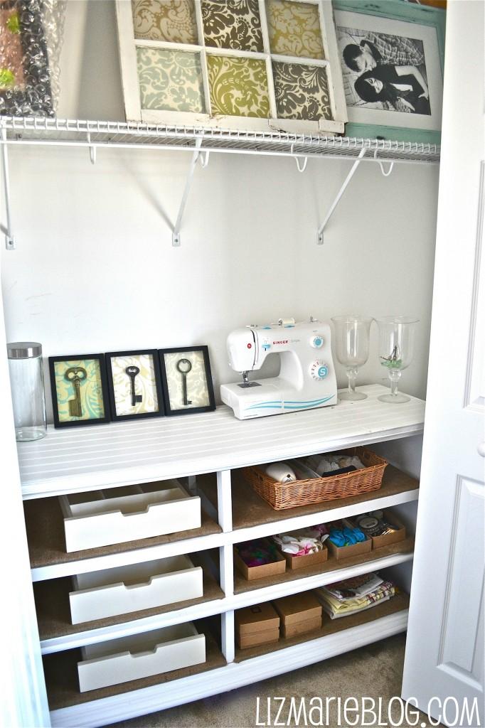 Someday Crafts Dresser To Shelf