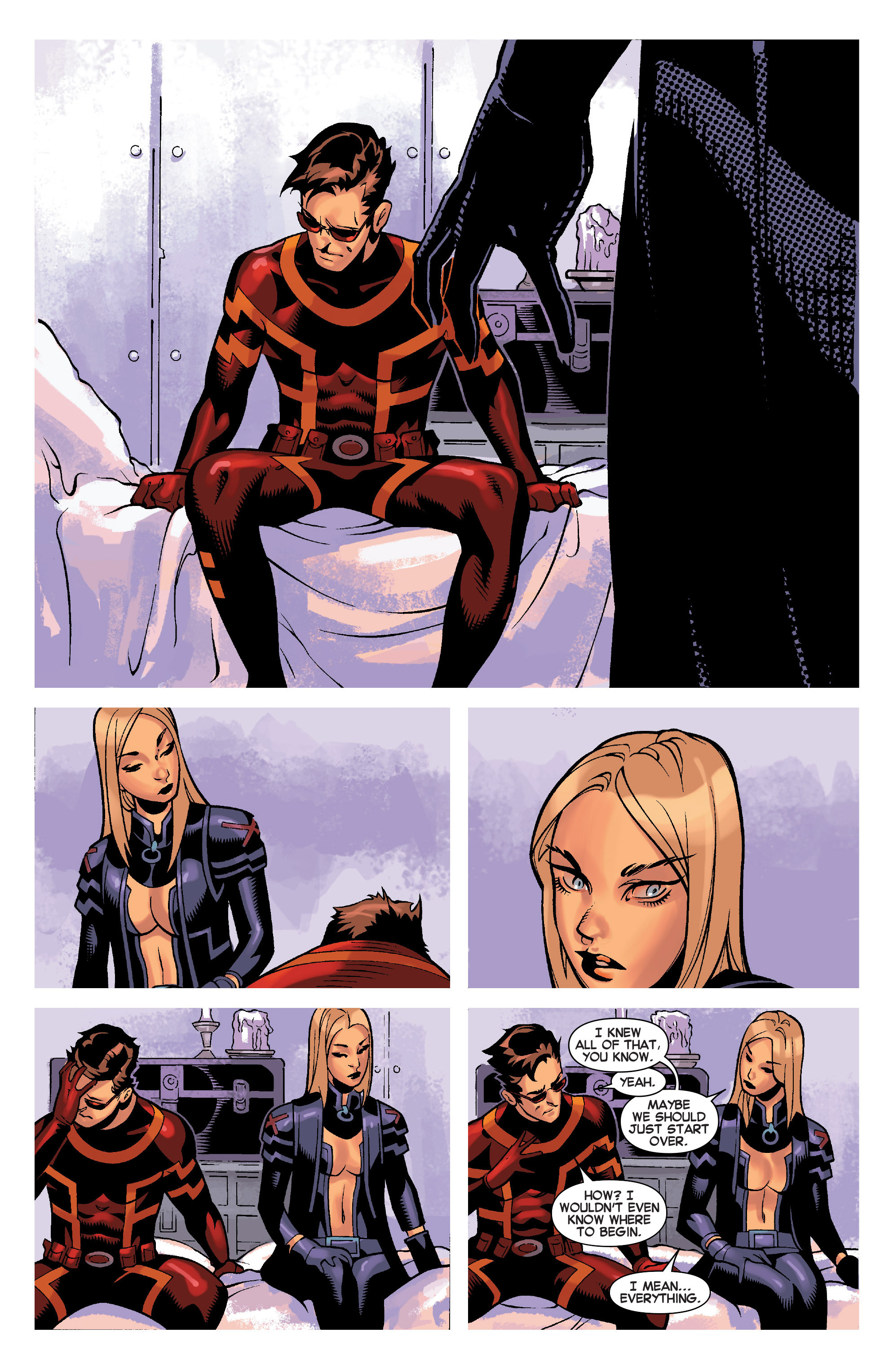 Read online Uncanny X-Men (2013) comic -  Issue #32 - 15