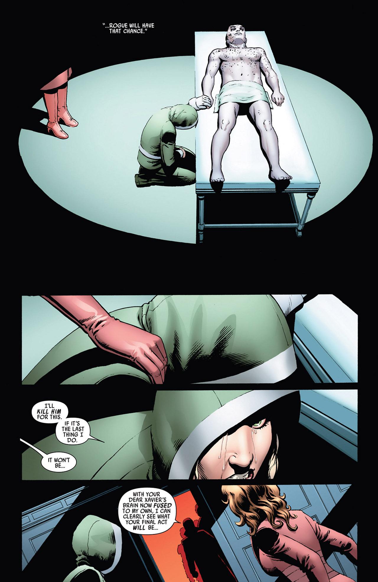 Read online Uncanny Avengers (2012) comic -  Issue #2 - 20