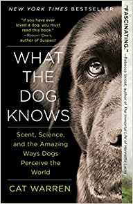 What the Dog Knows by Cat Warren book cover