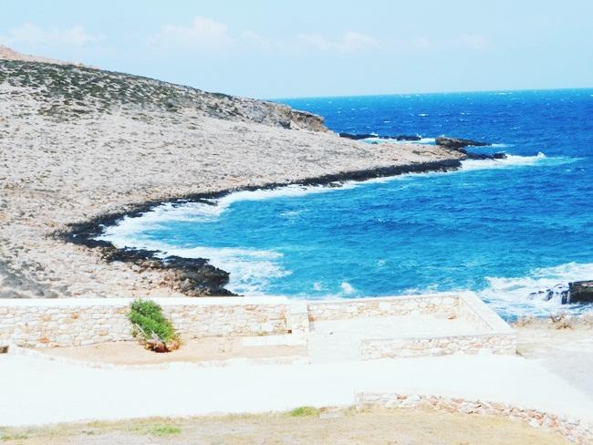 Paros island nature