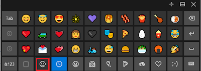 How to Use Windows Built-in Emojis-No Copy Paste-No App & Software,Insert Emojis for youtube facebook whatsapp Twitter Instagram,Emoticon,smiley,symbol,how insert emojis in youtube comment,how to insert emojis in facebook,whatsapp emojis,windows 10 emojis,built-in emojis,emoticon for youtube,best new emojis,how to use in word,how to insert emojis in youtube title,touch keyboard button,on screen keyboard