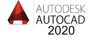 autocad;autodesk;2020;